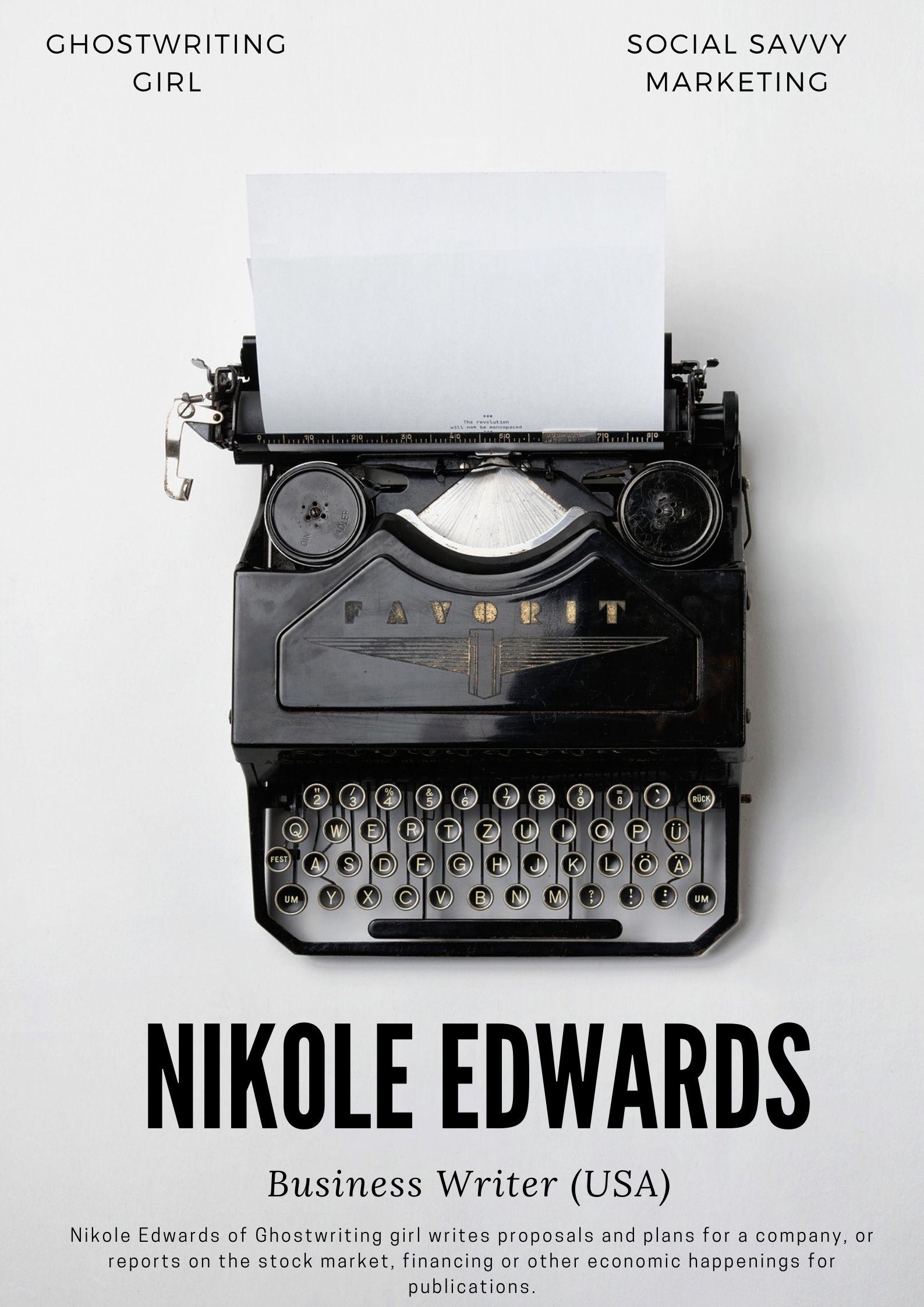 NIKOLE EDWARDS